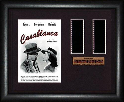 """Original Filmstreifen Series B, Filmstreifen """"Casablanca"""", englischsprachig"""