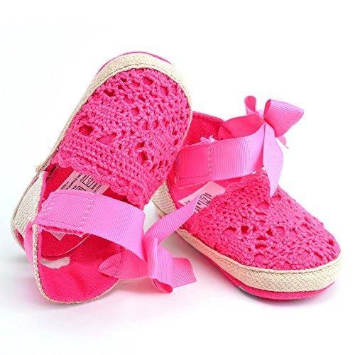 Verão De Sapatas Sandálias Do Vermelhas Bebé qEnwt8
