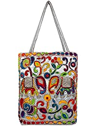 Ayeshu Embroided Multi Big Tote Bag S