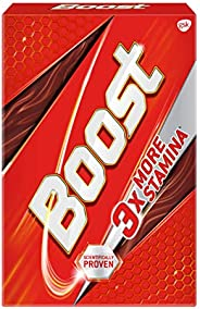 Boost Health, Energy and Sports Nutrition drink - 750 g Refill Pack