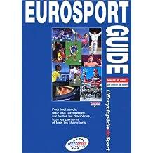 Eurosport guide : le livre sportif fin de ce siècle
