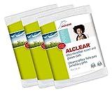 ALCLEAR 950003Spezialtücher Tuch für Displays und Brille, 19x 14cm, weiß 3 Stück