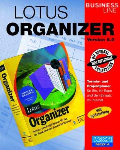 Lotus Organizer Version 6