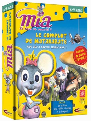 Mia Le Complot de Mataharate, 5 ans et +