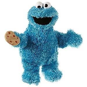 Living Puppets Grande peluche en forme de Cookie Monster (Sesam Street) 33 cm