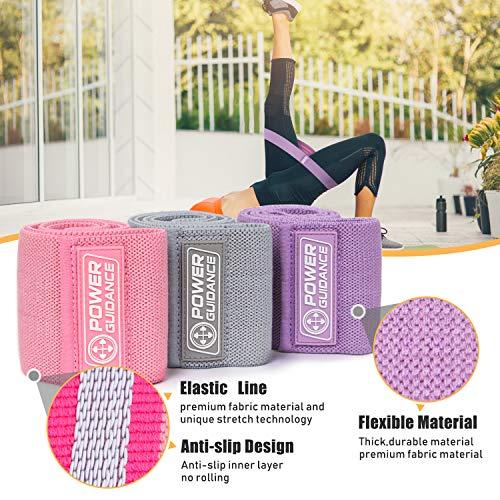 Zoom IMG-1 power guidance hip band elastici