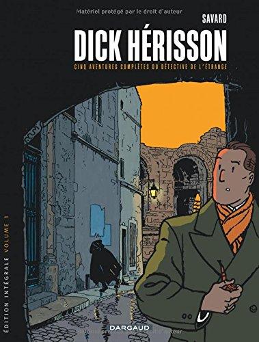 Dick Herisson - Intégrales - tome 1 - Dick Herisson - Intégrale T1 (Vol1à5)