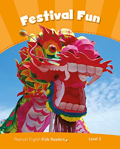 Level 3: Festival Fun AmE (Pearson English Kids Readers) (English Edition)