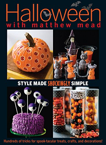Halloween With Matthew Mead: Style made shockingly simple