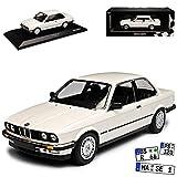 Minichamps BMW 3er E30 323i Coupe Weiss 1982-1994 limitiert 1 von 600 Stück 1/18 Modell Auto