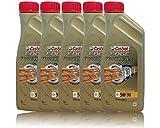 5x1 Liter Castrol EDGE Professional C1 5W-30 mit TITANIUM FST®