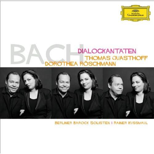 J.S. Bach: Selig ist der Mann Cantata, BWV 57 - 8. Choral: Richte dich, Liebste, nach meinem Gefallen