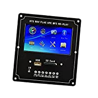 Homyl 4.3' LCD HD Screen DTS MP4 MP5 Lossless Decoder Board Full Format Support Bluetooth USB SD Card