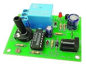 Velleman minikits Interrupteur sensibles à la lumière