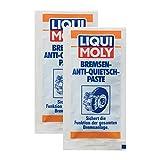 Liqui Moly 2X 3078 Bremsen-Anti-Quietsch-Paste 10g