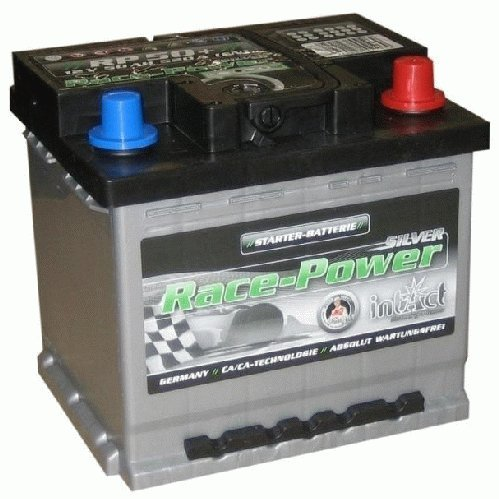 Preisvergleich Produktbild Profi Start Batteries–Senior Home RP50-Batterie 12V 50Ah, C20) 520A, und