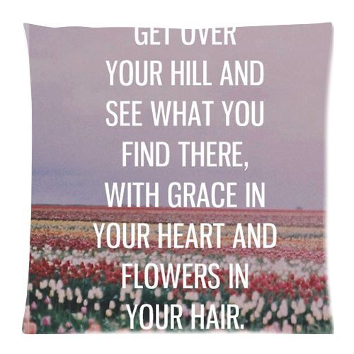 Mumford & Sons SKCASE Pillow Cases 18x18 inch Cushion Case (Two sides)
