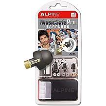 Alpine MusicSafe Pro Auricolari per la Protezione dell'Udito dei Musicisti, Nero