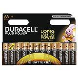 Duracell Plus Power Batterie AA 12er