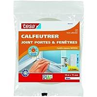 Tesa 05454-00102-00 Calfeutrer joint Portes & Fenêtres Polyvalent Comble espaces moyens 10 m x 15 mm x 6 mm