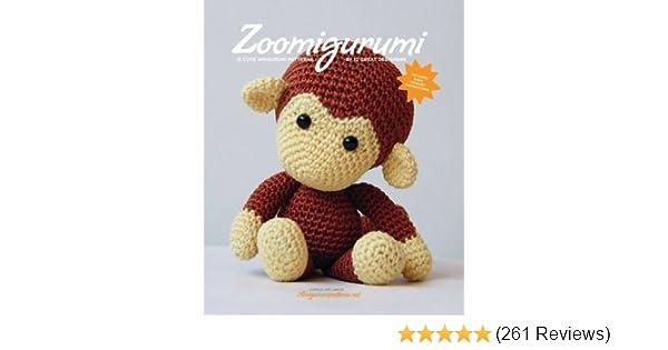 03 | Johnny the Monkey - my new amigurumi pattern | Sanda J ... | 315x600