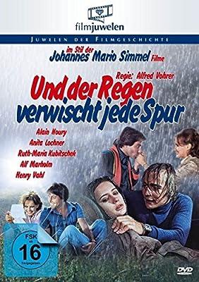 Johannes Mario Simmel: Und der Regen verwischt jede Spur - Filmjuwelen