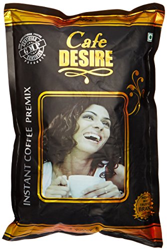Cafe Desire Certified Instant Coffee Premix -1 kg
