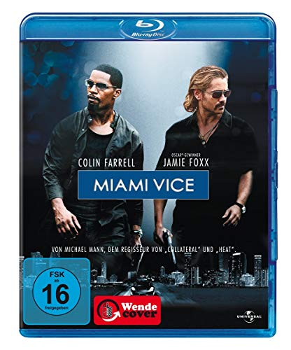 Miami Vice [Blu-ray]