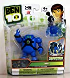 Ben 10 Ultimate Alien 4-inch NRG Haywire (Includes Minifigure)