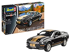 Revell-2006 Ford Shelby GT-H, Escala 1:25 Kit de Modelos de plástico, Multicolor, 1/25 (Revell 07665 7665)