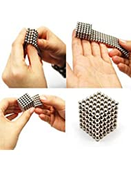 Magnetic Steel Balls Desk Toy Hunting Ammo and Stress Relief 100 Balls