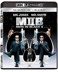 Men in Black 2 (Blu-Ray 4K Ultra HD + Blu-Ray)