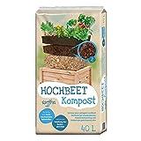 Floragard Universal Hochbeet Kompost 40 Liter
