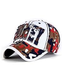 TTKJ Gorra de béisbol de Que Primavera Parche Bordado Cap del Dril de  algodón de Dinero 56600d442b4