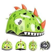 Alftek Boys Girls Safety Helmet Children Multi-Sport Helmets for Skateboard Cycling Skate Scooter Roller