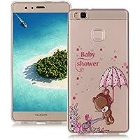 OuDu Cover Trasparente per Huawei P9 LITE