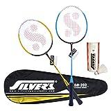 #6: Silver's SB-260 COMBO2 Badminton Kit