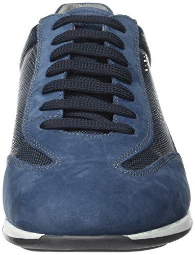 Geox Herren U Clemet A Low-Top Blau (Navyc4002)