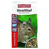 Beaphar Xtra Vital Degufutter (500 g, Mehrfarbig)
