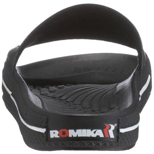 Romika - Romilette, Zoccolo unisex Nero