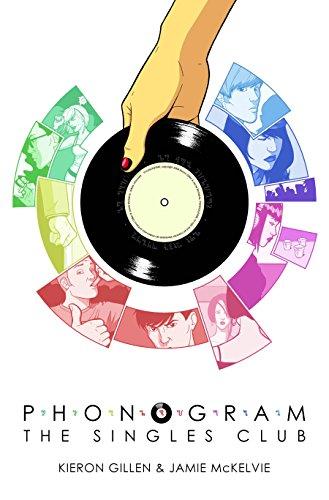 Phonogram Volume 2: The Singles Club (Phonogram: The Singles Club) por Kieron Gillen