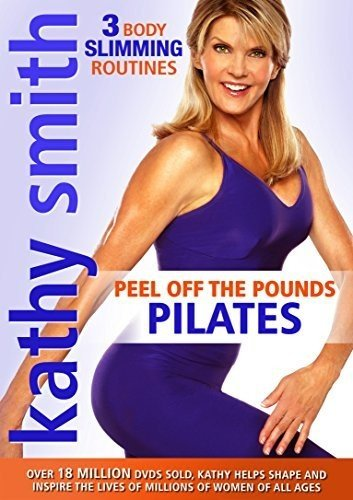 Kathy Smith: Peel Off The Pounds Pilates [DVD] [UK Import]