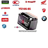 BATTERIA YTZ10S-BS HONDA CB F HORNET 600 ANNO 2007 2008 2009 2010 2011
