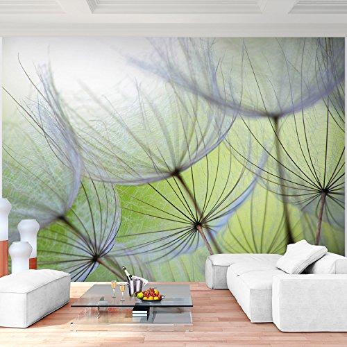 Fototapete Pusteblume 352 x 250 cm - Vliestapete - Wandtapete - Vlies Phototapete - Wand - Wandbilder XXL - !!! 100% MADE IN GERMANY !!! Runa Tapete 9002011a