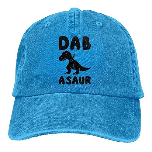 Ich Habe die besten Papa EVER1 Unisex Baseball Cap Baumwolle Denim einstellbare Sonnenhut für Männer Frauen