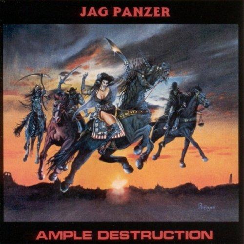 Jag Panzer: Ample Destruction (Audio CD)