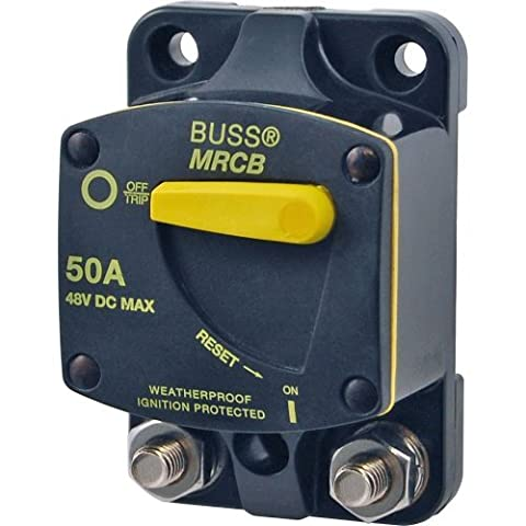 Blue Sea 7143 187 - Series Thermal Circuit Breaker - 90Amp by Blue Sea Systems