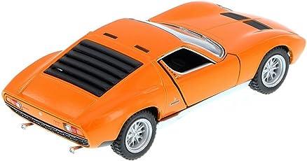 """Kaizen Lamborghini Miura 5"""" (Orange)"""
