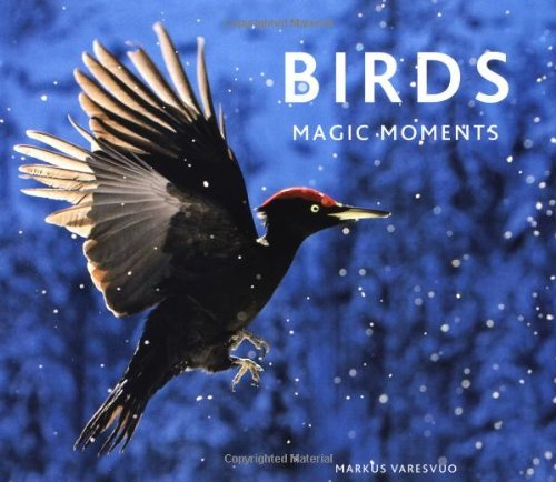 Birds by Markus Varesvuo (5-Oct-2011) Hardcover