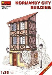 MiniArt - Maqueta de Edificio Escala 1:35 (MIN35503)